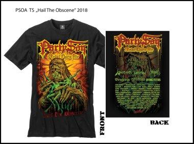 PARTY.SAN OPEN AIR 2018 - hail the obscene T-Shirt