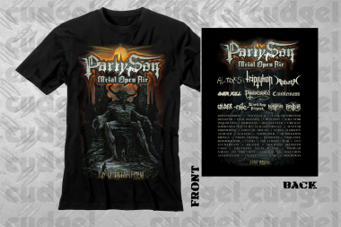 PARTY.SAN OPEN AIR 2017 - day of disembodiment T-Shirt