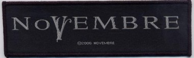 NOVEMBRE - logo PATCH
