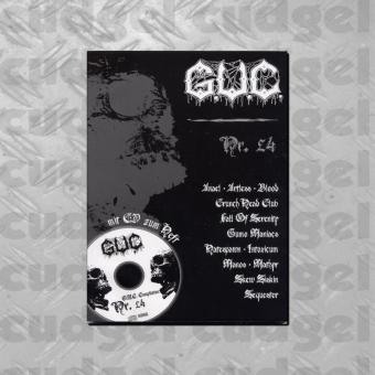 G.U.C. - nr.24  Zine + CD