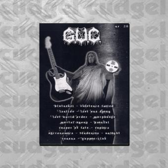 G.U.C. - nr.26  Zine + CD