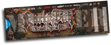 3 Tage Ticket PARTY.SAN OPEN AIR 2017
