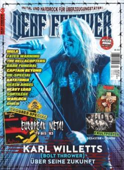 DEAF FOREVER MAGAZINE Nr 04/2016