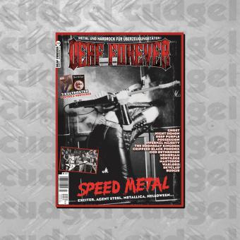 DEAF FOREVER MAGAZINE Nr 03/2017
