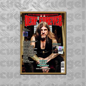 DEAF FOREVER MAGAZINE Nr 03/2019 (Ausgabe 29)