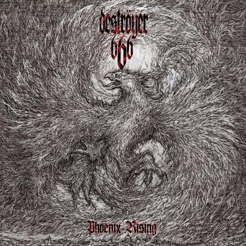 DESTRÖYER 666 - phoenix rising LP