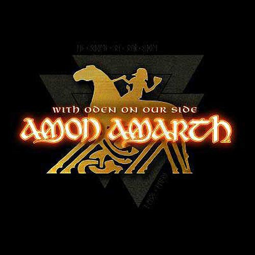 AMON AMARTH - with oden on our side LP