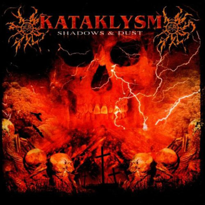 KATAKLYSM - shadows and dust LP