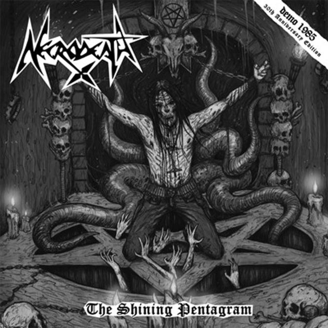 NECRODEATH - the shining pentagram MLP