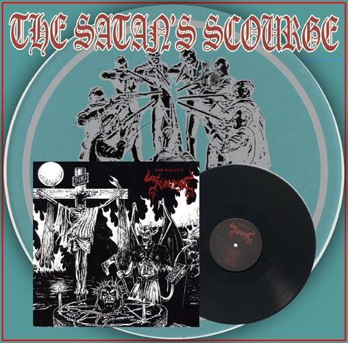 SATAN'S SCOURGE, THE  - same LP