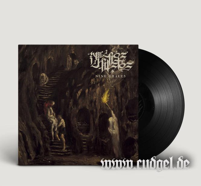 NECROS CHRISTOS - nine graves LP