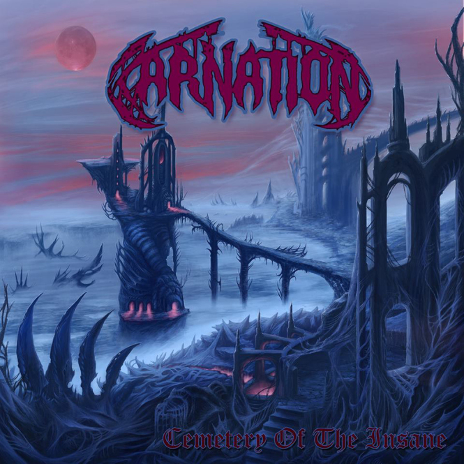 CARNATION - cemetery of the insane MLP