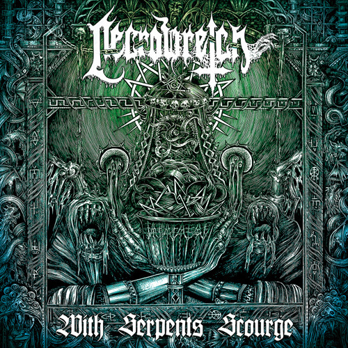 NECROWRETCH - with serpents scourge LP