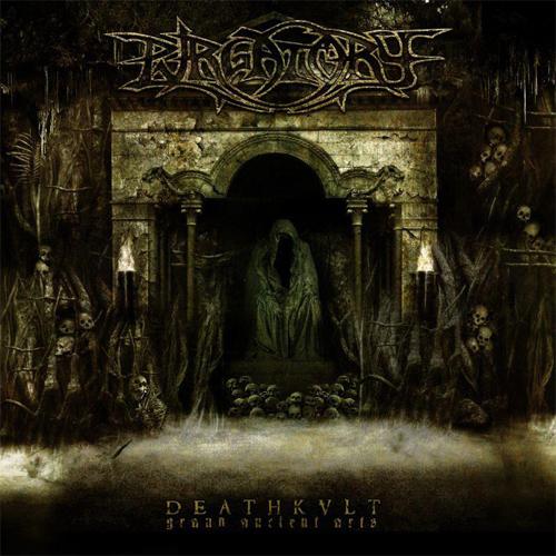 PURGATORY - deathkvlt grand ancient arts LP
