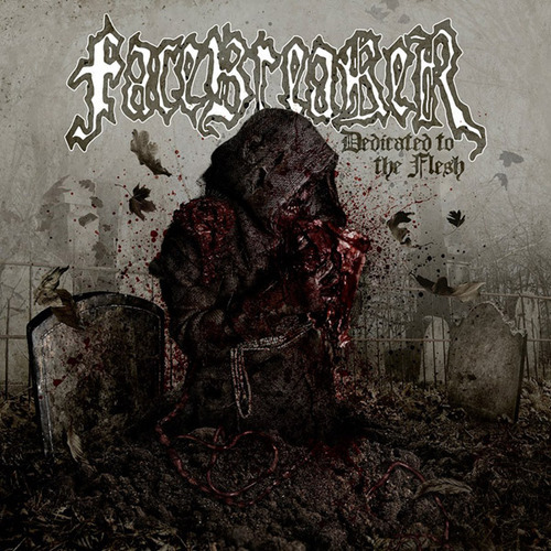 FACEBREAKER - dedicated to the flesh LP