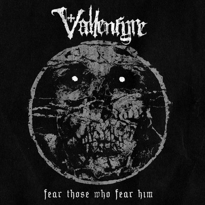 VALLENFRE - fear those who fear him LP+CD blue