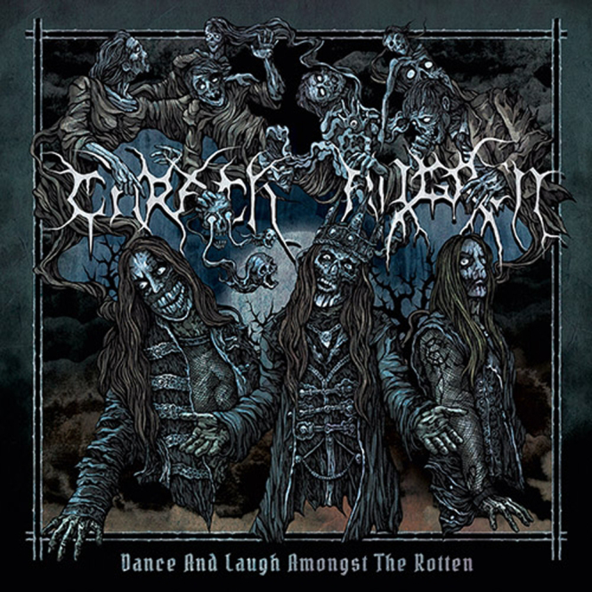 CARACH ANGREN - dance and laugh amongst the rotten DLP