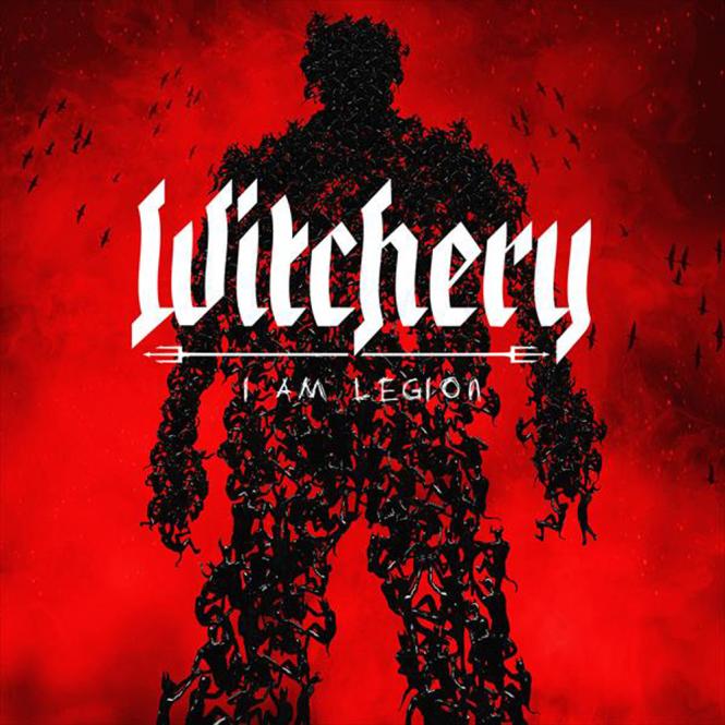 WITCHERY - I am legion LP