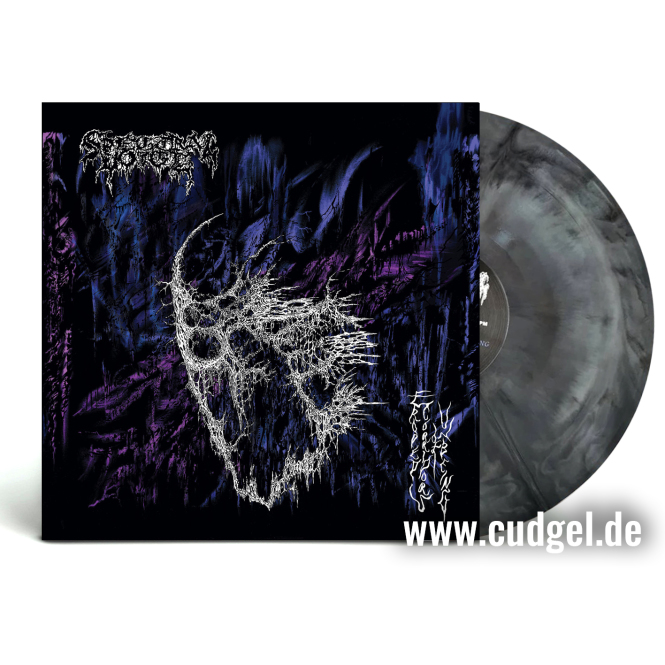 SPECTRAL VOICE - eroded corridors of unbeing LP