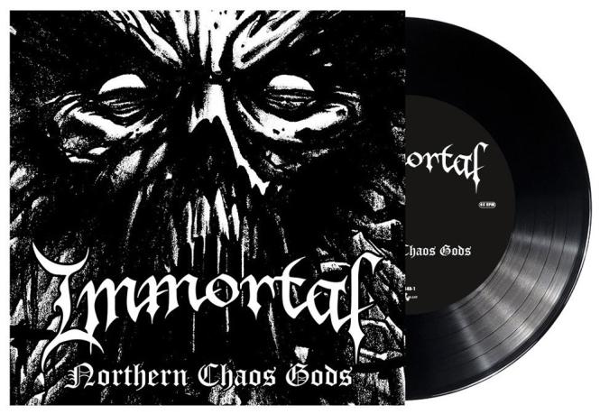 "IMMORTAL - northern chaos gods 7"""