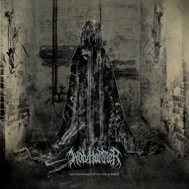 WOLVHAMMER - the monuments of ash and bone LP