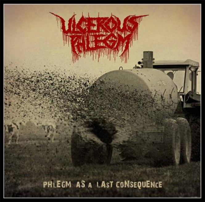 ULCEROUS PHLEGM - phlegm as a last consequence LP