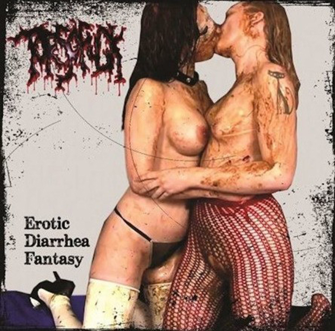 TORSOFUCK - erotic diarrhea fantasy LP