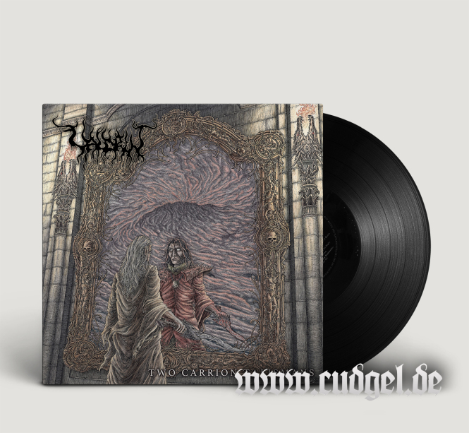 VALDRIN - two carrion talismans LP