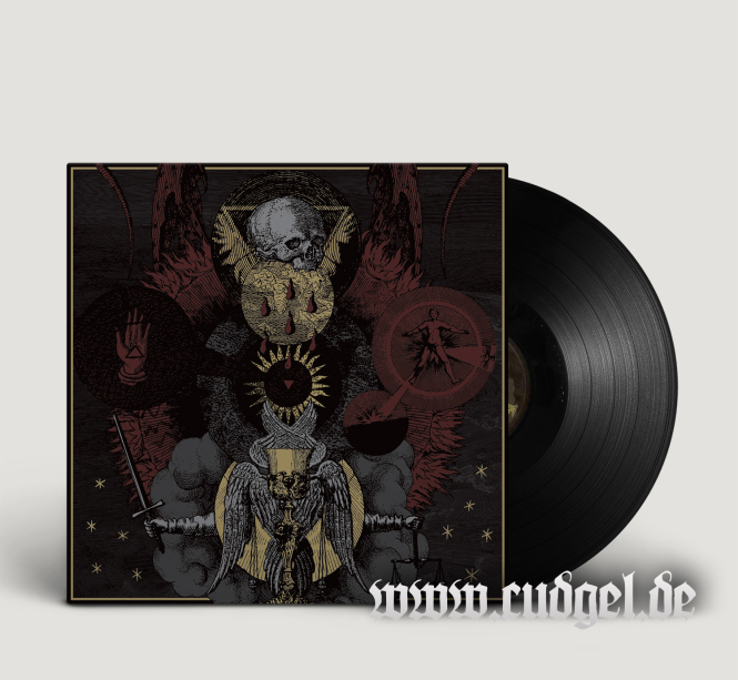 THRONUM VRONDOR - ichor (the rebellion) LP black