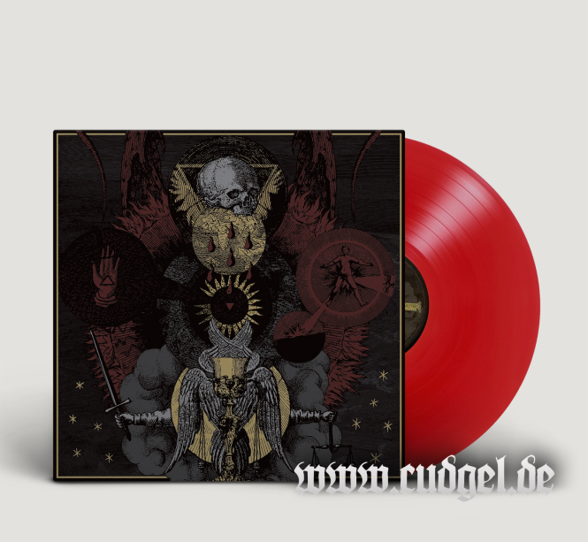 THRONUM VRONDOR - ichor (the rebellion) LP red EXCLUSIVE