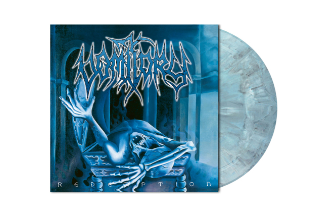 VOMITORY - redemption LP turquoise