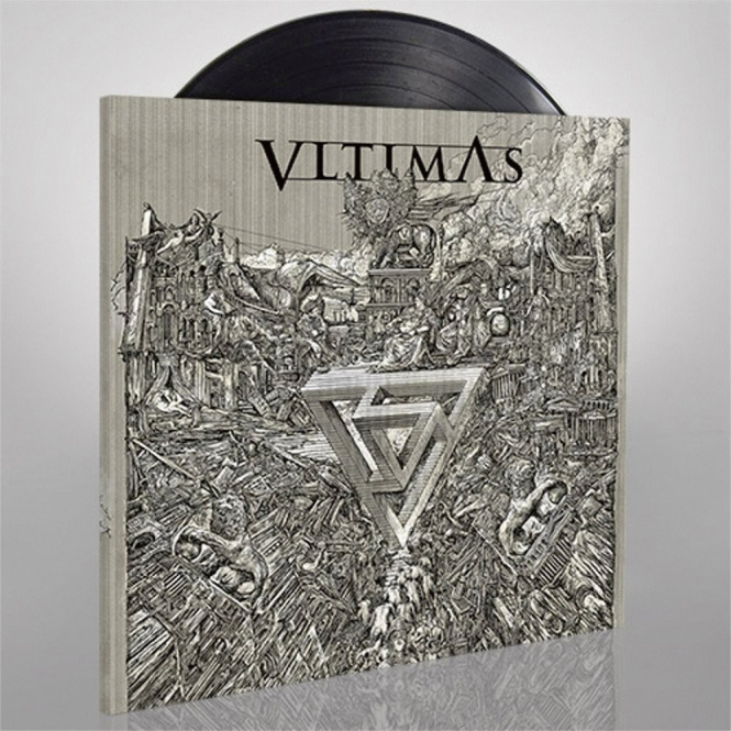 VLTIMAS - something wicked marches in LP