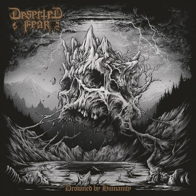 DESERTED FEAR - drowned by humanity LP