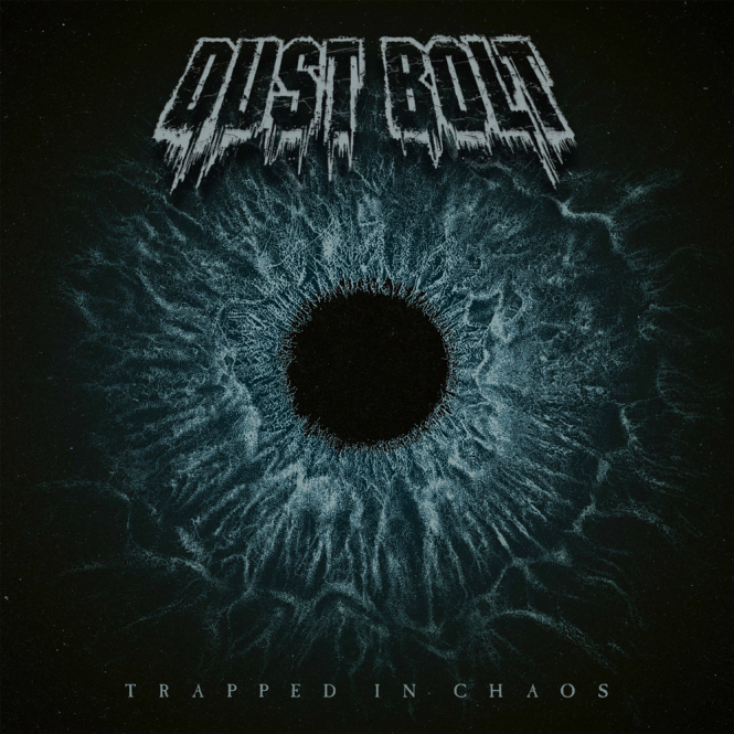 DUST BOLT - trapped in chaos LP