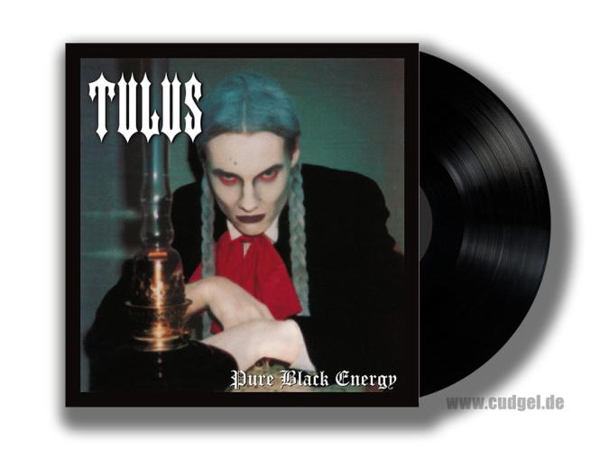 TULUS - pure black energy LP