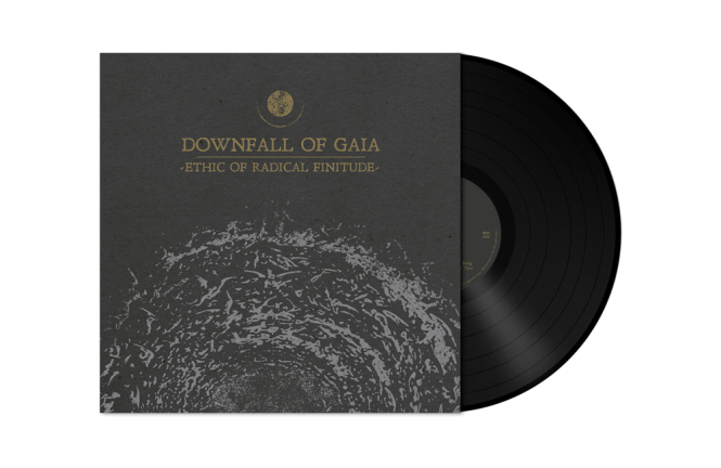 DOWNFALL OF GAIA - ethic of radical finitude LP black