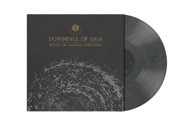 DOWNFALL OF GAIA - ethic of radical finitude LP grey