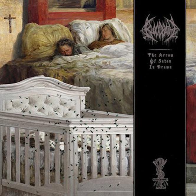 BLOODBATH - the arrow of satan is drawn LP