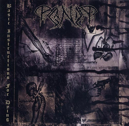 PAGANIZER - basic instructions for dying CD