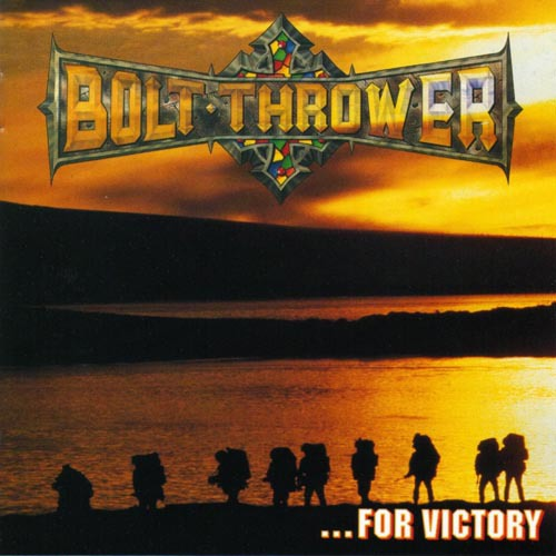 BOLT THROWER - for victory CD