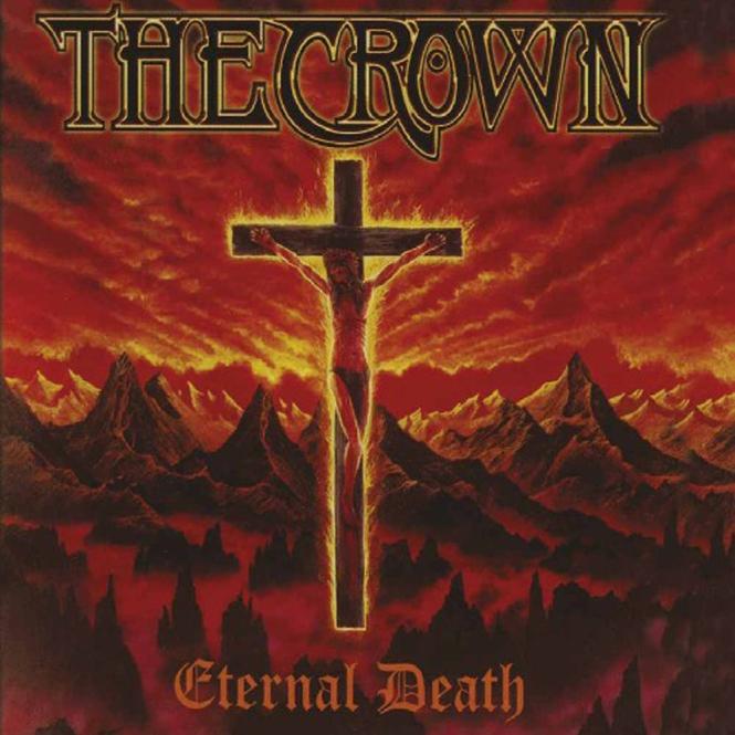 CROWN, THE - eternal death DigiCD