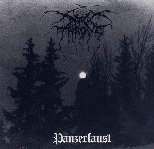 DARKTHRONE - panzerfaust CD