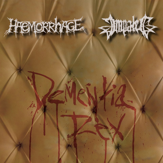 HAEMORRHAGE / IMPALED - split DigiCD