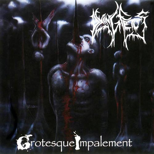 DYING FETUS - grotesque impalement DigiCD