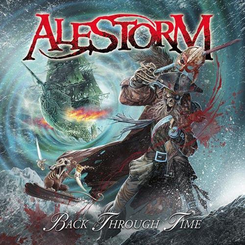 ALESTORM - back through time CD