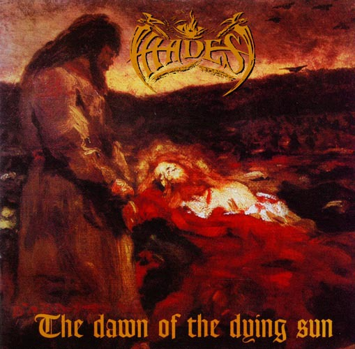 HADES - the dawn of the dying sun DigiCD
