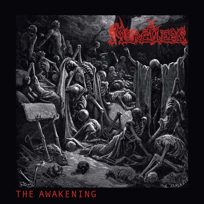 MERCILESS - the awakening CD