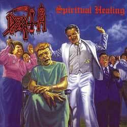 DEATH - spiritual healing DCD+Schuber