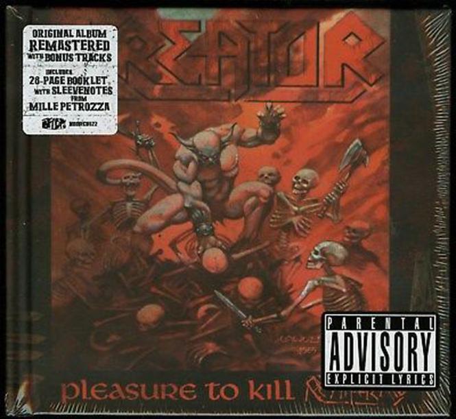 KREATOR - pleasure to kill / flag of hate DigiCD