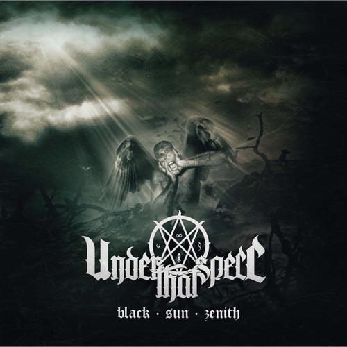 UNDER THAT SPELL - black.sun.zenith CD